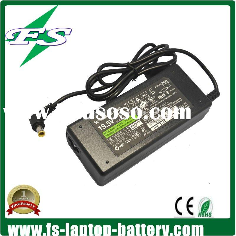 90W 19V 4.7A adapter laptop internal power supply for Sony VGP-AC19V10 VAIO VGN-NR Series