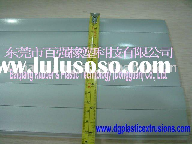 ABS roller shutter door or Tambour Door system for modern office file cabinet / home furniture / lau