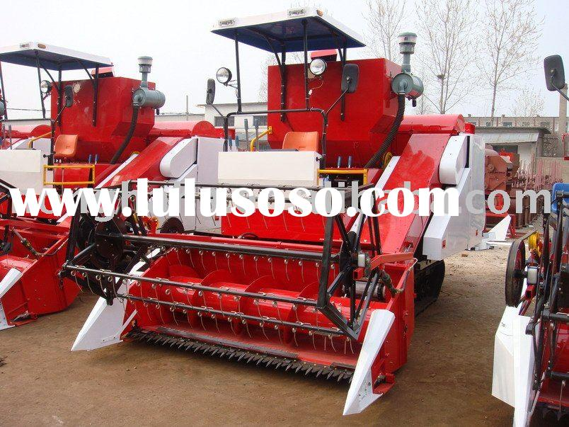 Agricultural machinery,harvester,rice combine harvester