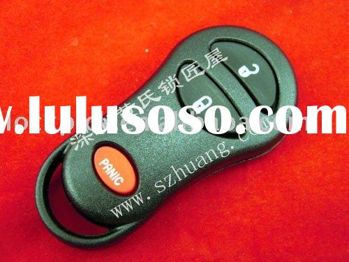 Auto Key Shell for Nissan Tiida, Sylphy ,Tidda 3 Button Remote Key casing
