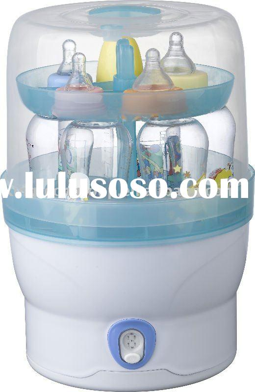 BPA Free Electric Baby Bottle Sterilizer (with LCD display)