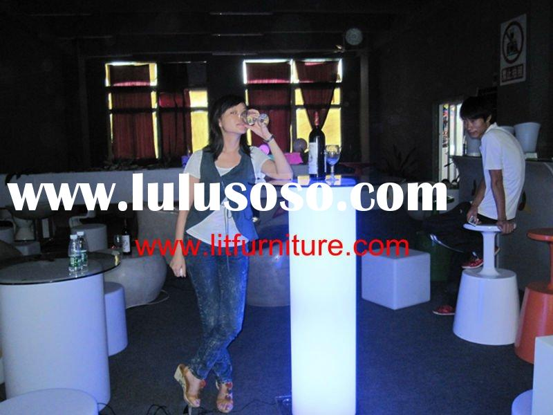 Bar table/LED bar table/home bar/home bar furnitre/light up bar furniture