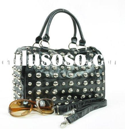 Brand name handbag from Saint Louis fashion