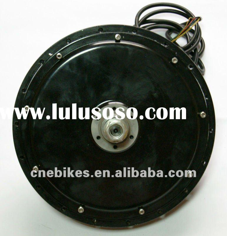 Brushless hub electric bicycle motor 48v 1000w