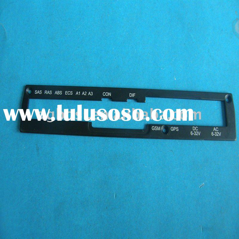 Car video and audio system hardware accessories