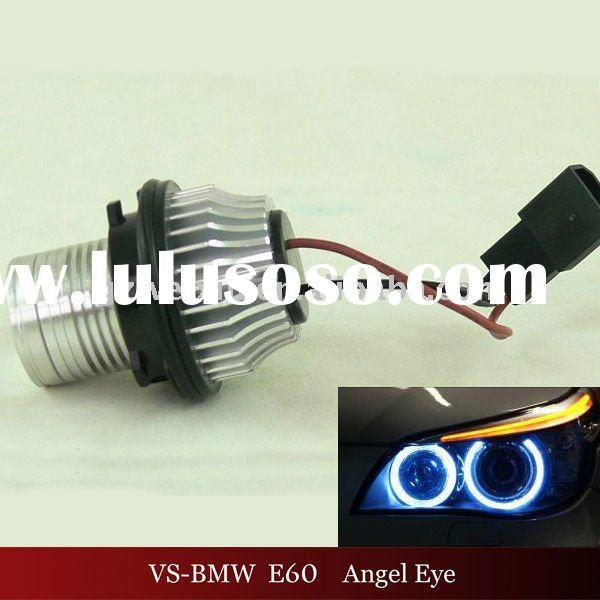 Colorful brightness easy install led angel eyes for bmw e60
