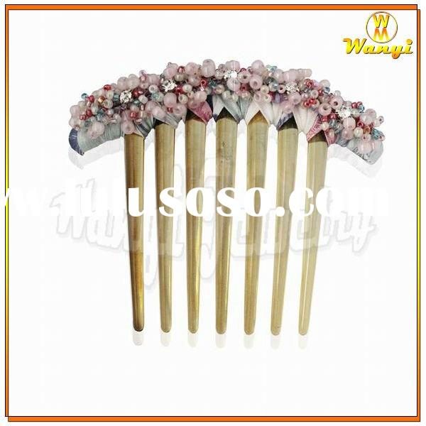 Decorative Hair Combs For Bridal