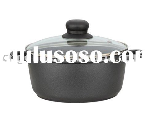 Die-casting non stick Soup Pot
