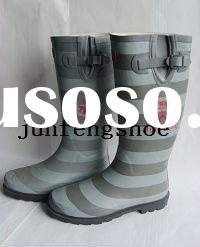 Fashion Men's Rubber Rain Boots