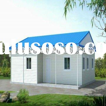 Fast construction prefabricated house/ prefab homes