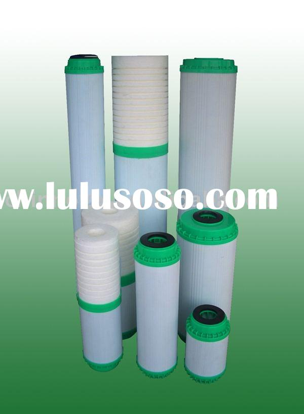 Granular Activated Carbon and KDF filter Cartridge
