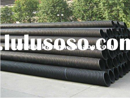 HDPE corrugated pipe price
