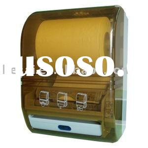 Hand Free Paper Towel Dispenser,Touchless Paper Dispenser, Infrared Sensor Paper Holder