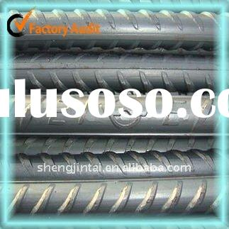 Hot Rolled Rebar Deformed Bar Reinforcing Steel