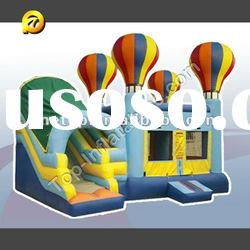 Inflatable Bouncy Castle, Inflatable Holiday Slide Combo