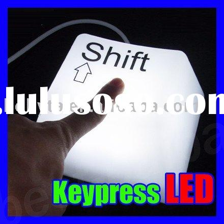 Keypress LED Touch Night Desk Table Light Lamps