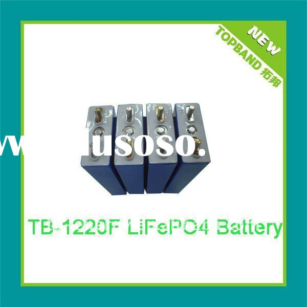 LiFePO4 rechargeable battery for e-vehicles,UPS,solar storage,telecommunication,medical equipment,et