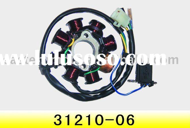 Motorcycle Parts Magneto Stator Coil