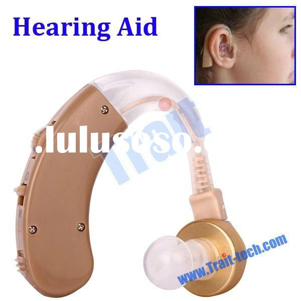New High Quality Hook Lithium Sound Amplifier Adjustable Tone Digital Hearing Aid