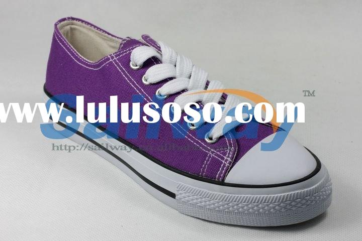 New Low Top Canvas Sneakers Women Shoes All Sizes Multi Color Sport