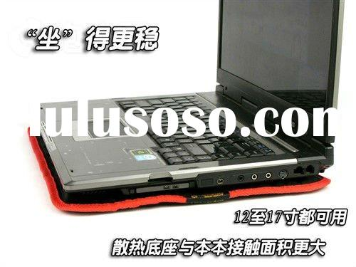Non-Blocking Non-toxic New Generation Laptop Ice Cooling Pad