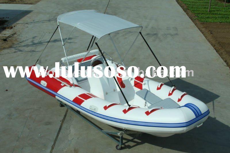 Outboard motor CE RIB Inflatable Boat