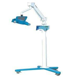 Portable dental X ray set