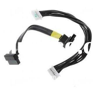 Power + SATA Data Cable For XBOX 360 DVD Rom Drive