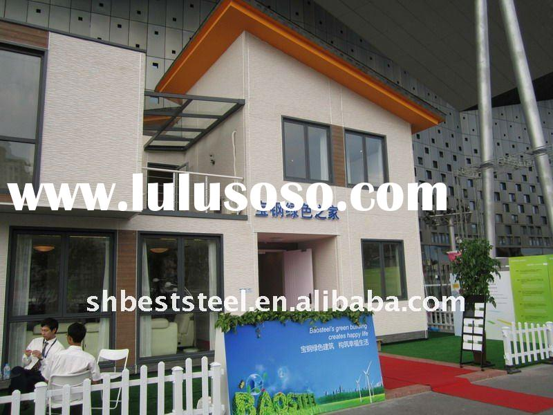 Prefabricated villa container prefabricated villa for Villa container