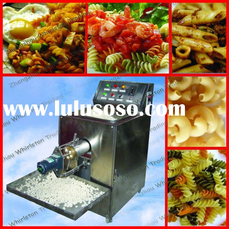 Professional pasta extruder machine