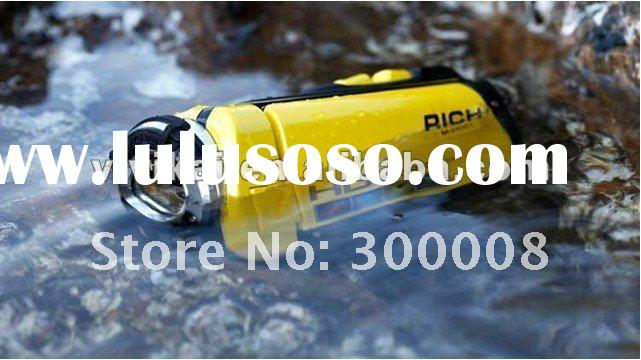 Professional waterproof digital video camera with 16mp and 1080p, high definition,popular camcorder