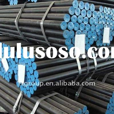 Q235/A106/A53 carbon3 steel pipe factory/SCH 40 carbon 4 inch steel pipe/erw or smls 3 inch steel pi