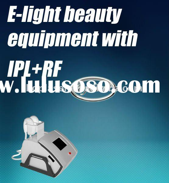 Quality IPL+RF+Laser for hair removal and wrinkle removal Beauty Skin Care Machine
