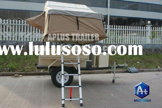 Roof top tent camper trailer Professional!