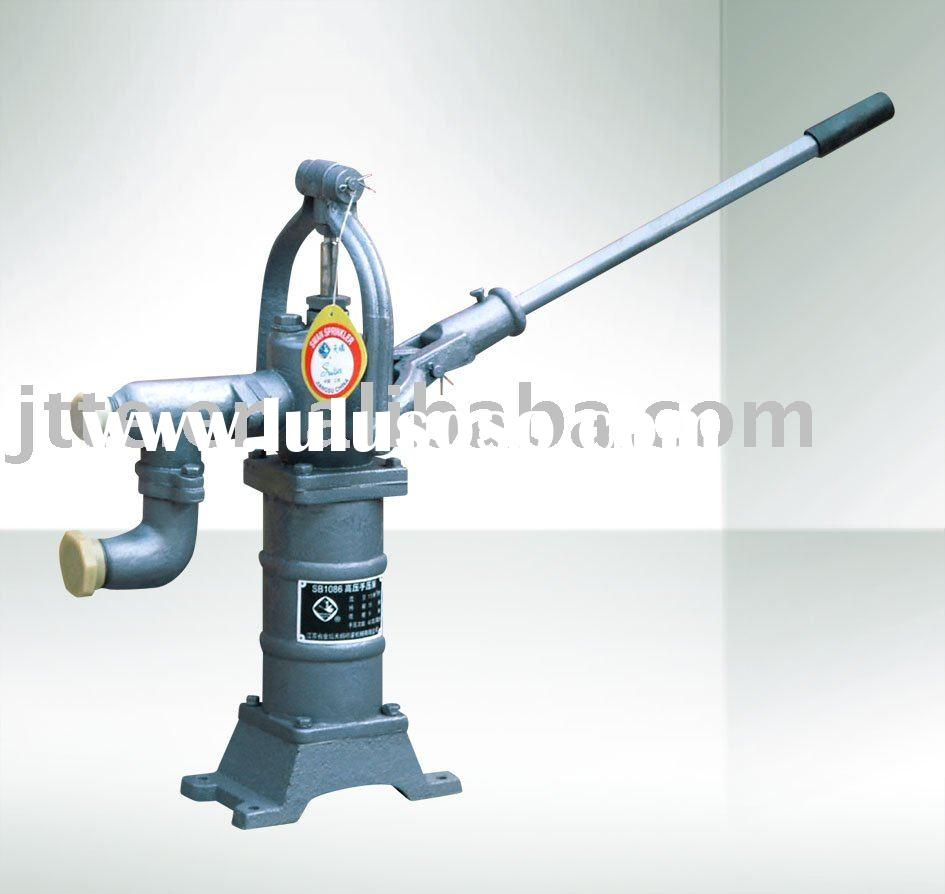 Useful Home Articles Drinking Water Hand Pump For Bottled: Vintage Cast Iron Water Well Hand Pump Repair, Vintage