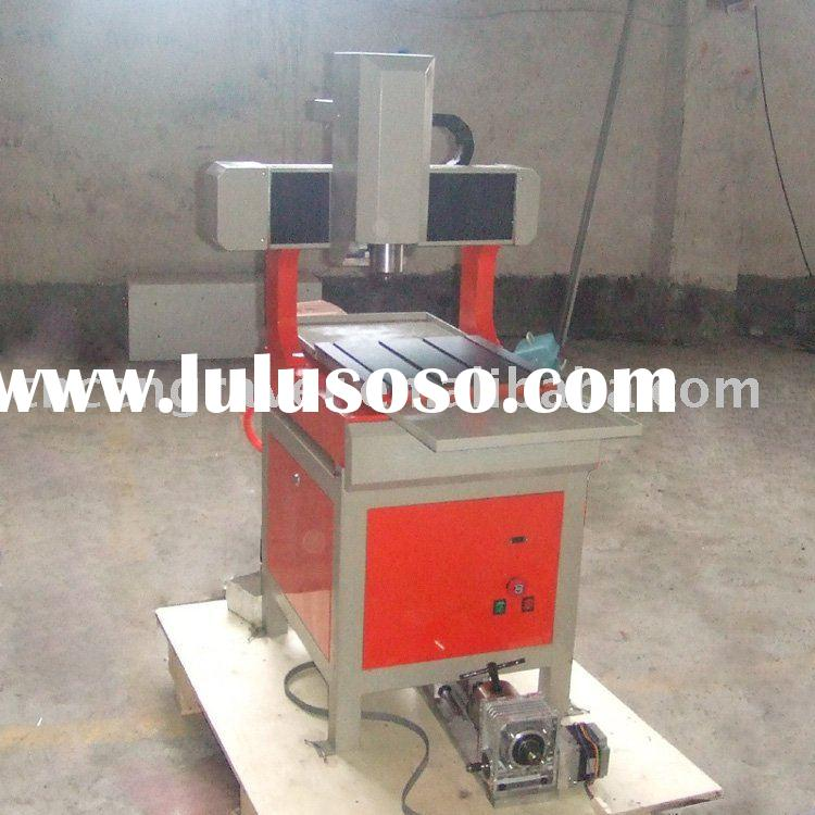Sell Transon 4 axis CNC Router ( with rotary clamp)