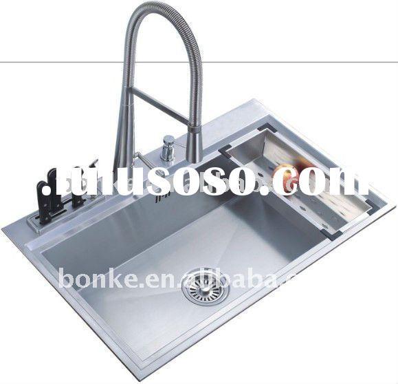 Single Bowl Handmade Sink of BK-8905, American standard kitchen sink