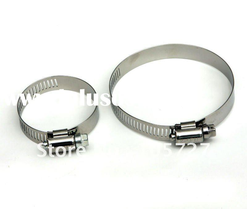 Stainless Steel American Type Mini Hose Clamps KMF5SS