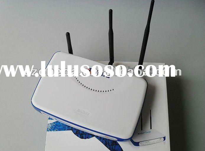how to connect wireless router to telstra modem