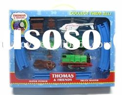 Thomas locomotive/Thomas the Tank Engine toys/toy/plastic toys,toy car,toy train,b/o car,bo train