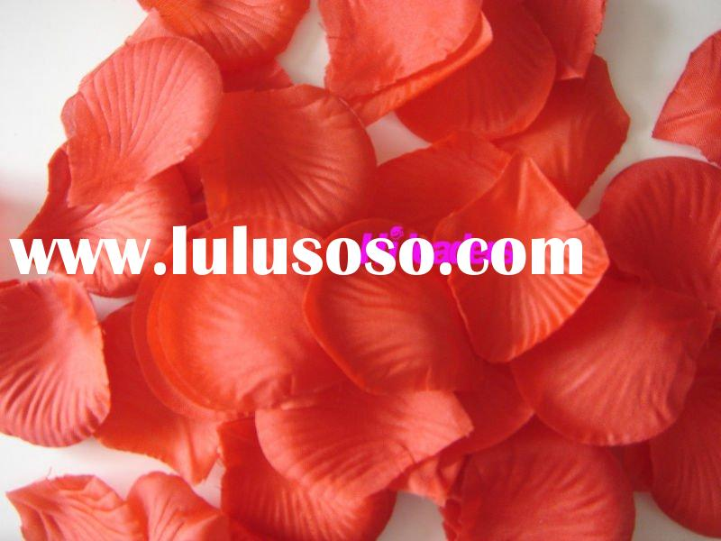 Wedding Decoration Artificial Flower Rose Petals