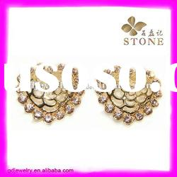 Wholesale fashion bijoux accessories jhumka earrings