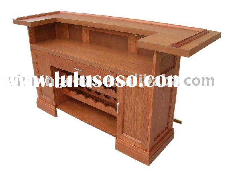 Wine bar table wine bar table manufacturers in lulusoso - Wooden home bars for sale ...