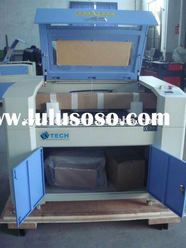 XJ6090 laser wood carving machine