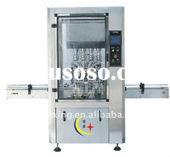 YX-YGE semi automatic liquid filling machine