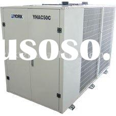 York Air-cooled cold water / air source heat pump units