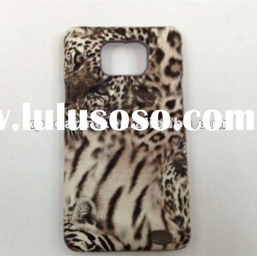 animal skin case back cover for Samsung Galaxy S2 i9100