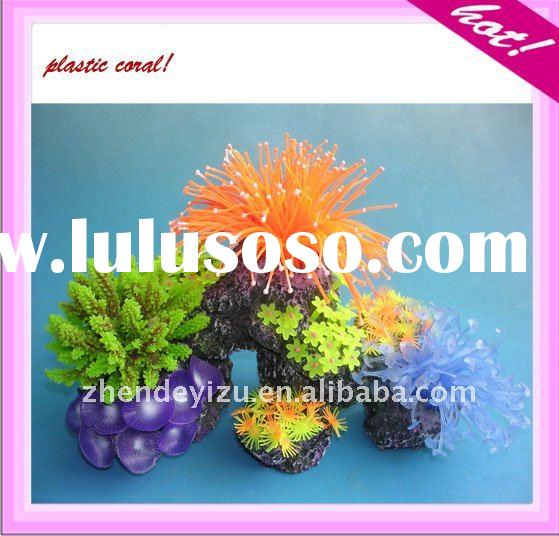 artificial aquarium coral