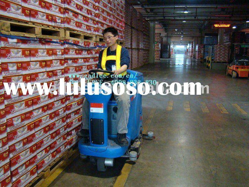 automatic floor scrubber,walk behind scrubber, hand scrubber,dry clean machine