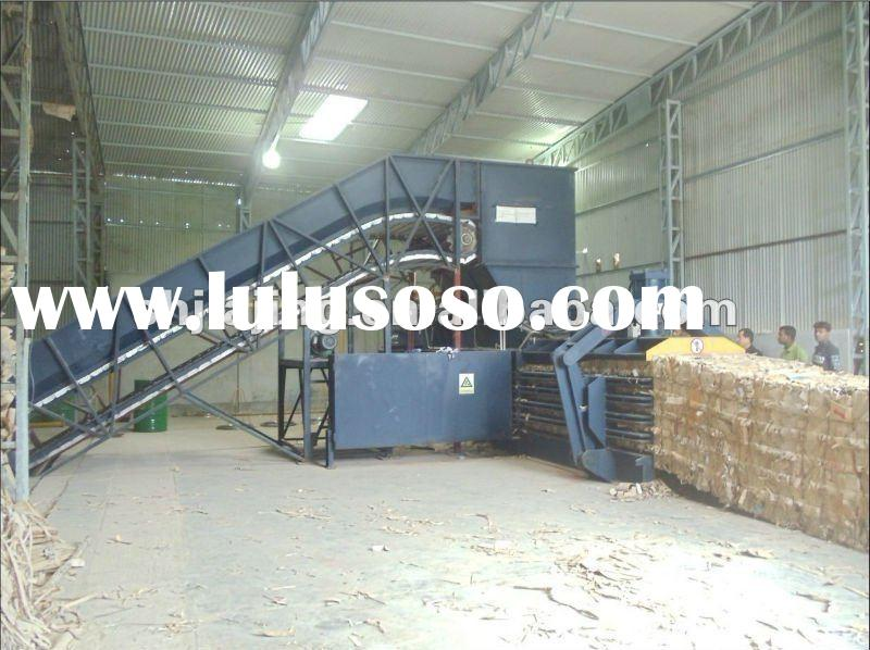cardboard baling press machine Hydraulic Baling Press Machine,Baler Machine ,Compress Baler Machine